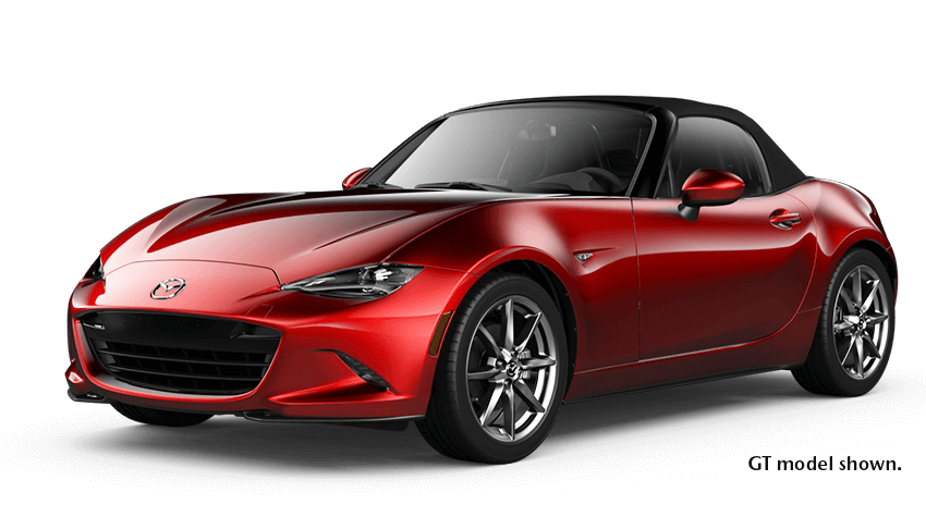6-SPEED MANUAL TRANSMISSION 2021 Mazda MX-5 GS