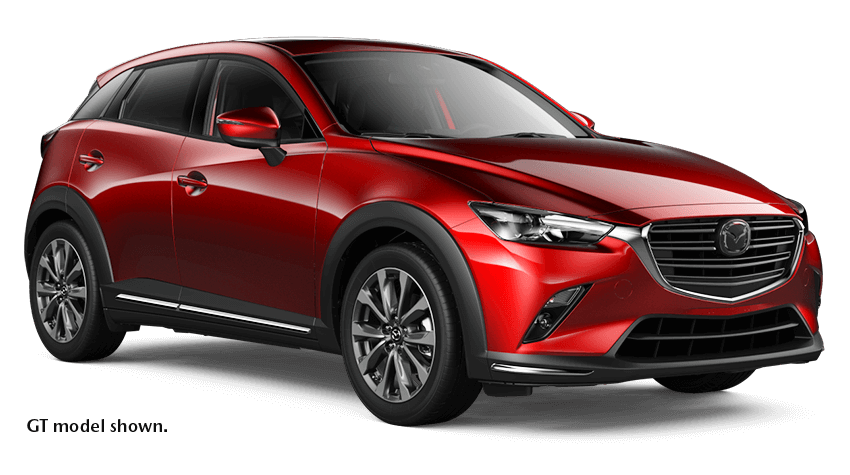 6-SPEED AUTOMATIC TRANSMISSION 2021 MAZDA CX-3 GX