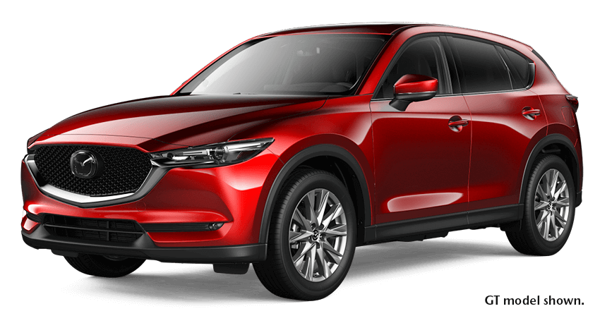 6-SPEED AUTOMATIC TRANSMISSION 2021 MAZDA CX-5 GX