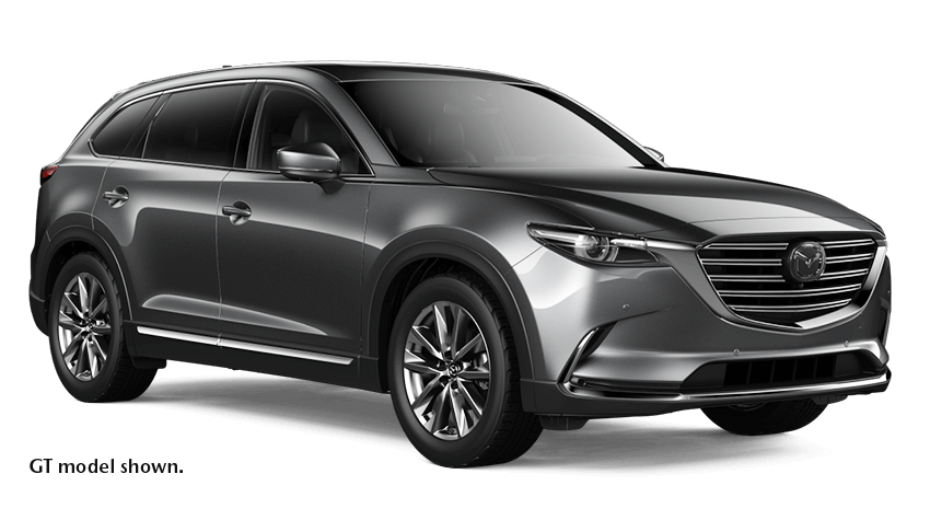 ALL WHEEL DRIVE 2021 MAZDA CX-9 GS